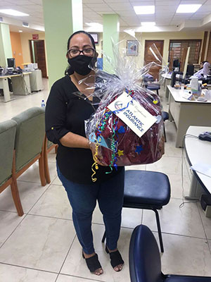 atlantic insurance raffle winner